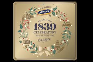pladis announces 'Merry McVitie's' Christmas range