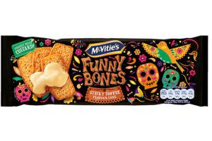 pladis releases McVitie's Cakes 2020 Halloween range