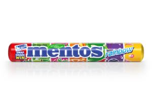 Mentos launches new on-pack promotion and prizes to encourage social media engagement