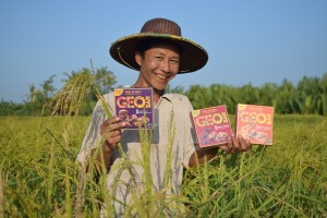 Fairtrade favourite improves