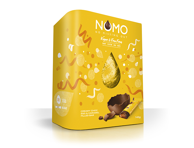 NOMO introduces two new additions to Easter range