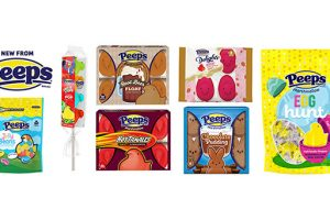 Peeps debuts seven new Easter treats