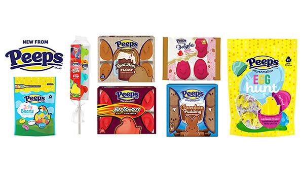 Peeps debuts seven new Easter treats