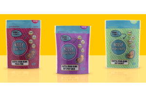 Noisy Snacks signs distribution deal with Diverse Fine Food