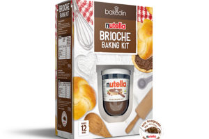 Nutella and Baked launch new home baking kit