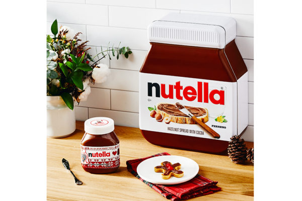 Nutella supports campaign to end childhood hunger with new limited edition offering