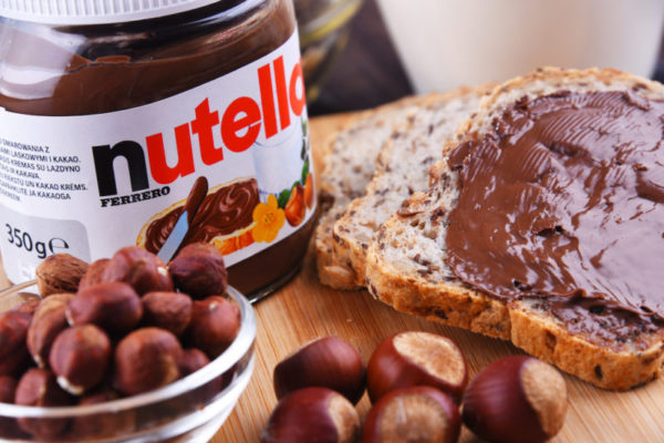 Shrinkflation product reduction continues with Nutella's reduced jar sizes