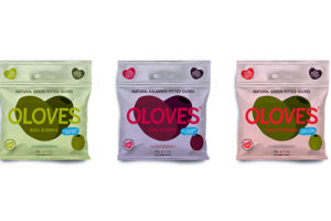 Oloves relaunches with 'tastier than ever' flavours