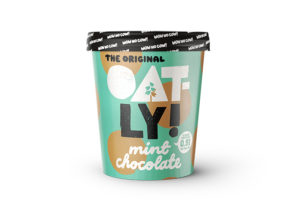 Oatly launches Mint Chocolate ice cream flavour