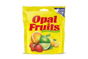 A welcome return for the humble Opal Fruit is fuelled by consumer nostalgia