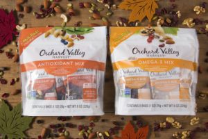 Antioxidant and omega-3 mix packs arrive