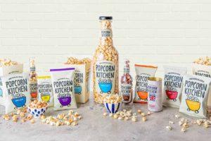 Popcorn Kitchen releases new range of indulgent flavours