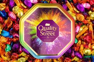Nestlé launches new online shop for Quality Street fans