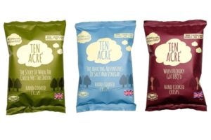 Ten Acre secures Waitrose listing for vegan crisps
