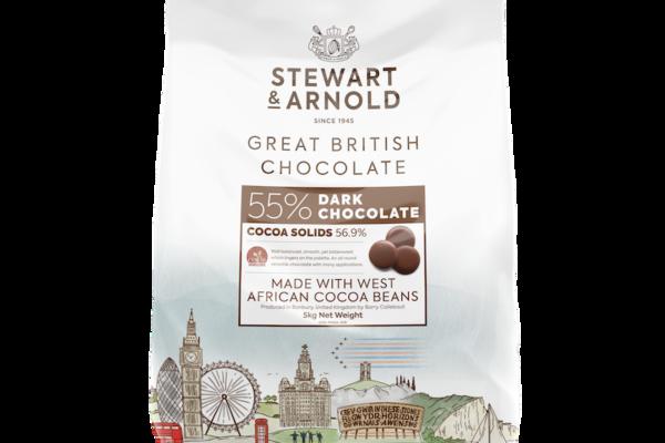 Barry Callebaut releases new Stewart & Arnold chocolate brand