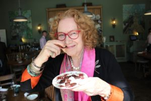 A fine confectionery legacy left by the late Sara Jayne Stanes
