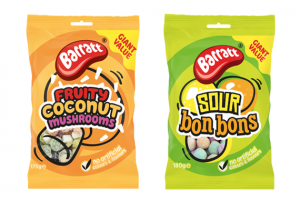 Barratt adds sour and coconut sweets to portfolio
