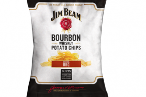Burts Chips unveils the taste of Bourbon with new Jim Beam Original BBQ crisps
