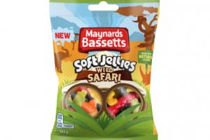 Maynards Bassetts extends portfolio with new soft jellies