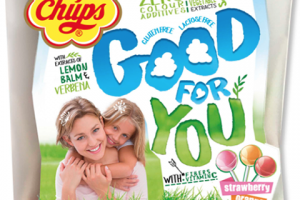 Chupa Chups launches Good For You lollipops