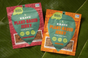 Krave enters plant-based market with new vegan jerky