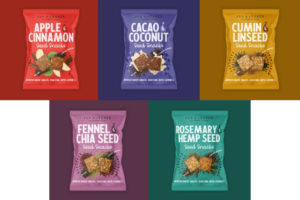 Pep & Lekker revamps Seed Snacks recipe and branding