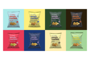 Mindful Snacker introduces Simply Roasted range of better-for-you crisps