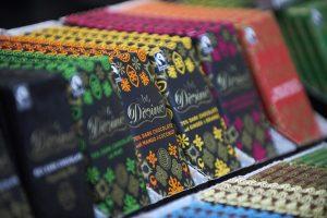 Divine Chocolate announces global listings
