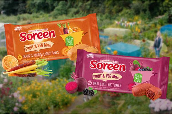 Soreen launches Fruit & Veg-Mmms range for kids