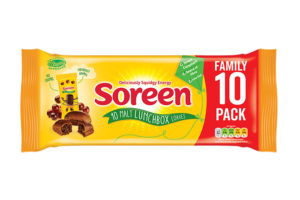 Soreen launches 10-Pack of Malt Lunchbox Loaves