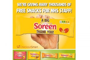 Soreen thanks key workers with free snacks