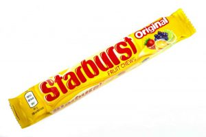Mars goes retro with Starburst's brief return to original Opal Fruits