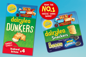Dairylea announces cheesy/cool summer promotion