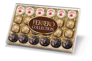 Ferrero invests in new Christmas confectionery ranges