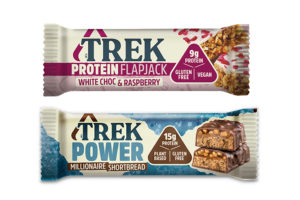 TREK launches new POWER Bars and expands flapjack range