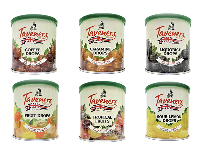 Simpkins celebrates 100th anniversary with special liquorice offering & Taveners relaunch