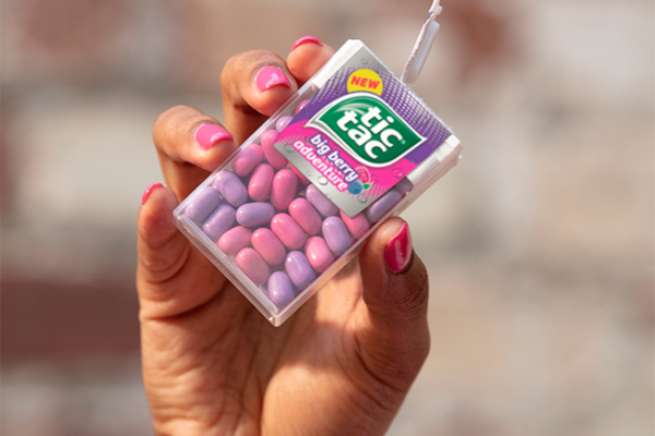 Tic Tac reveals new Big Berry Adventure