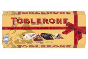 Toblerone announces chocolate expansion
