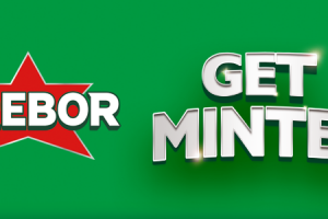 Trebor reveals return of Get Minted campaign