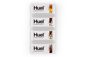 Huel launches nutritional snack bars