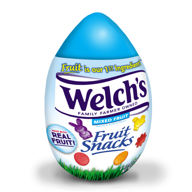Welch's introduces Easter fruit snack addition