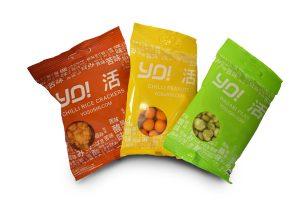 Bite UK collaborates with YO! Sushi on snack range