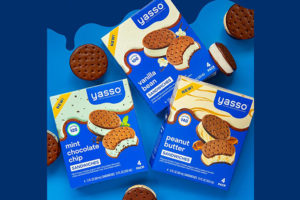 Yasso unveils new Greek Frozen Yogurt Sandwiches