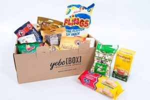South African and Zimbabwean boxes available to UK snacking fans
