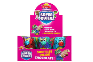 Yowie launches Animals with Superpowers collectibles
