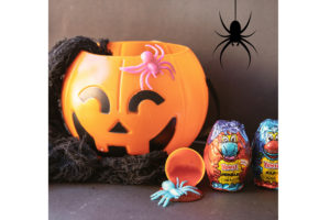 "Yowie Group campaign encourages ""Halloween at Home"""