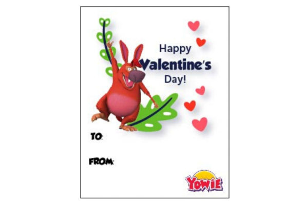 "Yowie launches ""Spread Love with Yowie!"" Valentine's Day initiative"