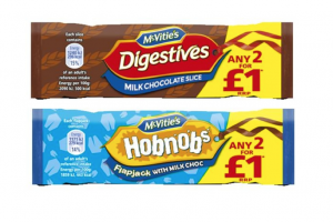 McVitie's launches on the go range