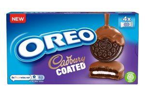 Cadbury Coated Oreos land on UK shelves