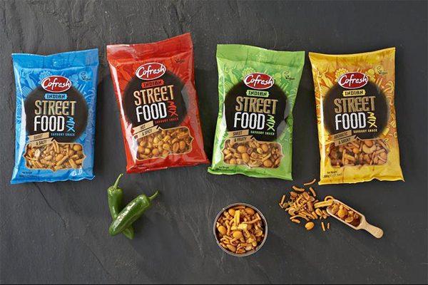 Cofresh launches new street food range